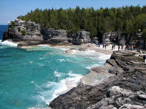 Georgian Bay, Tobermory, Ontario | by Paul Anca