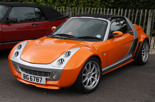 Smart Roadster | by exfordy
