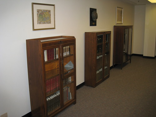 Book Cases Room