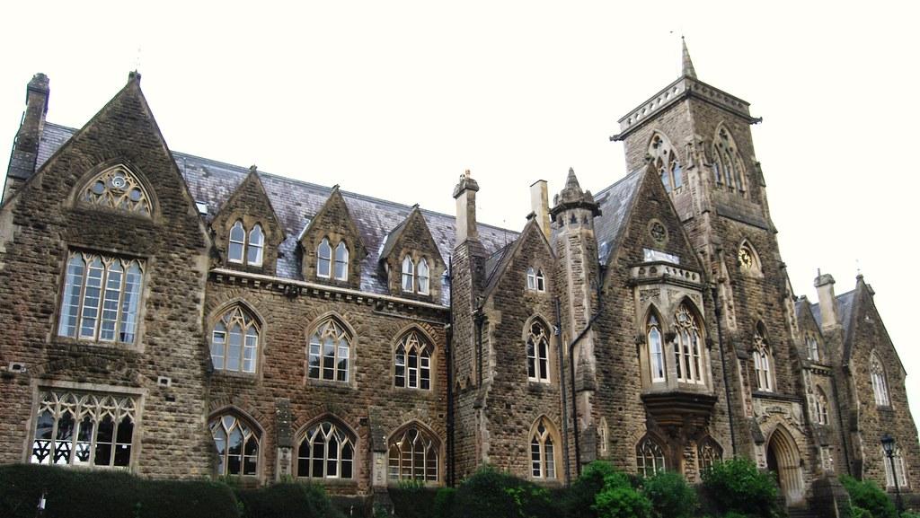 Almost Harry Potter school   The Royal High School, Bath. Mi…   Flickr