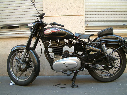 Royal enfield | by touchwood_im