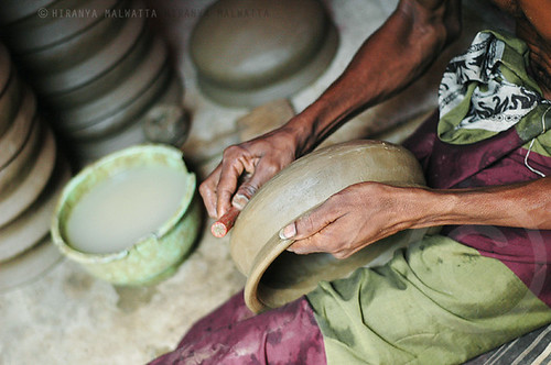 Hands that work.... (replaced. re-processed) | by Hiranya Malwatta