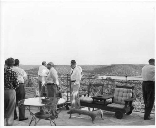 Eastern Air Lines' Board of Directors at Bear Creek Ranch | by The Auburn University Digital Library