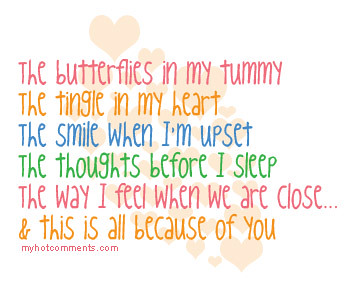 You Give Me Butterflies Quotes And Sayings 35592 Enews