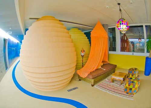 google zurich office  egg meeting pods  patricia poon  Flickr