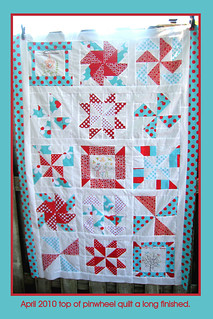Pinwheel quilt a long Top | by simplykidsocala