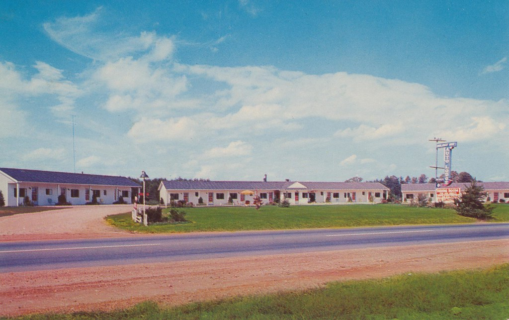 Holiday Inn Auto Lodge - Edgehill, Virginia
