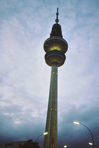TV-Tower Hamburg, Germany | by Tobi_2008