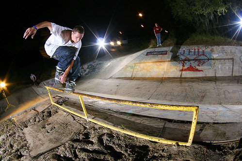 Jeph Howard Cross Fishy Ditch | by Austin Paz