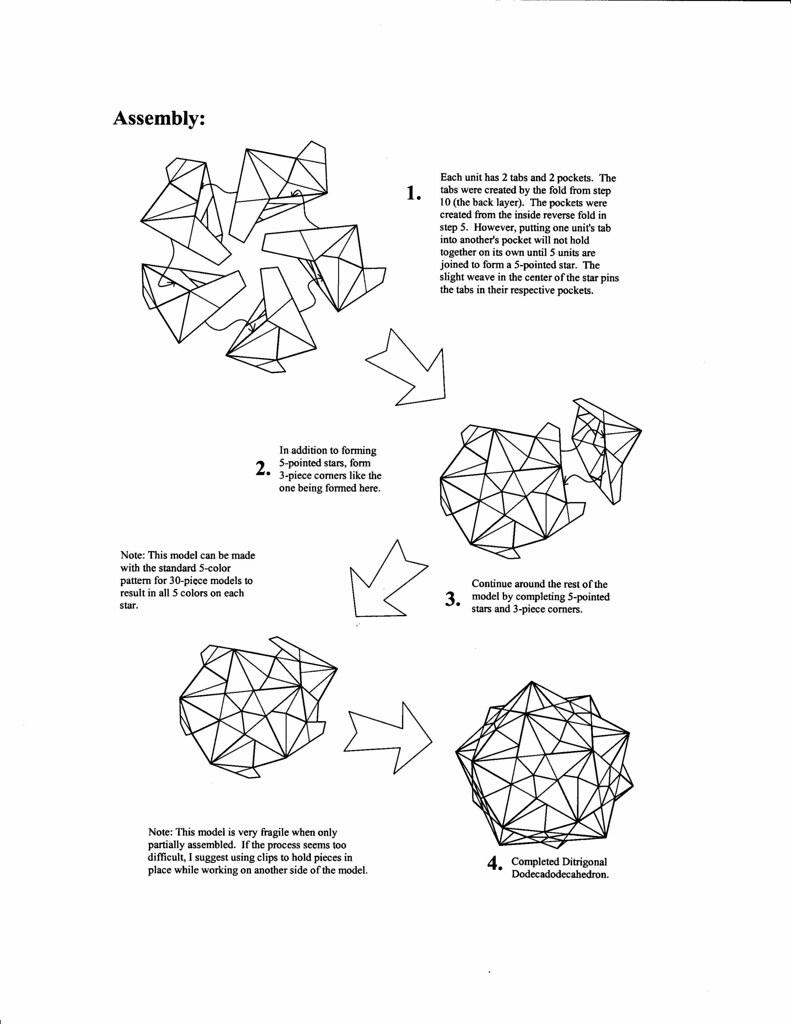 ditrigonal dodecadodecahedron diagrams page 3 diagrams fo u2026 flickr