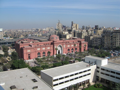 The Egyptian Museum in Cairo, Egypt | by vipeldo
