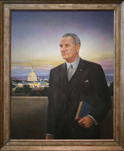 Lyndon Baines Johnson, Thirty-sixth President (1963-1969) | by cliff1066™