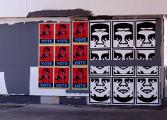 VOTE OBEY San Francisco | by mrsmullerauh