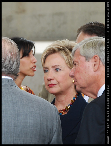 Hillary and Bob Graham | by SignFire