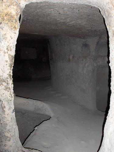 Underground City Nevsehir Kaymakli, Cappadocia, Turkey ...
