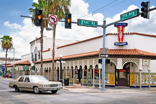 Columbia Restaurant Ybor City Tampa