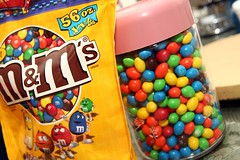 Super-size m&m's XXL | by bettybl