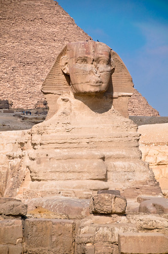 The Sphinx | by qdmphoto