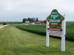 Entrance to Field of Dreams Movie Site | by J. Stephen Conn
