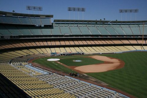 Dodger Stadium | by Mr. Littlehand