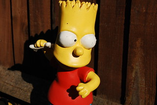 Bart Simpson | by mendhak