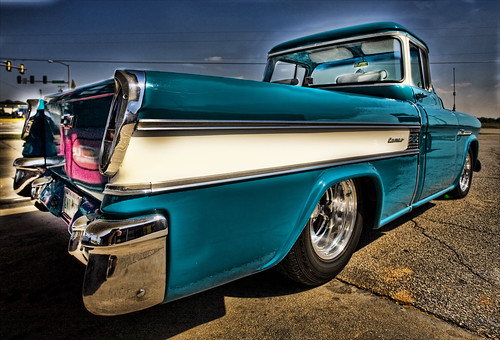 Chevy Truck Cameo Bed For Sale