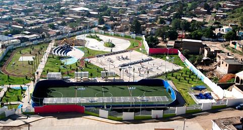 Resultado de imagen para parque recreativo deportivo