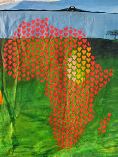 Africa in hearts | by futureatlas.com
