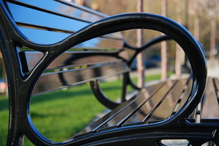 Park bench | by LiL' Oss