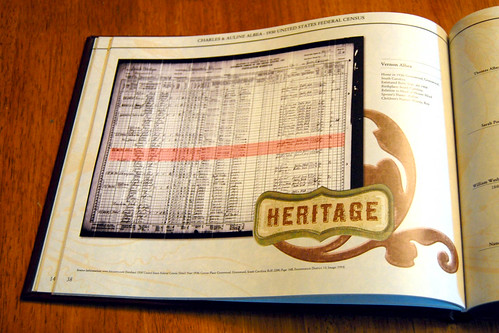 my ancestry press book | by Valerie's Genealogy Photos
