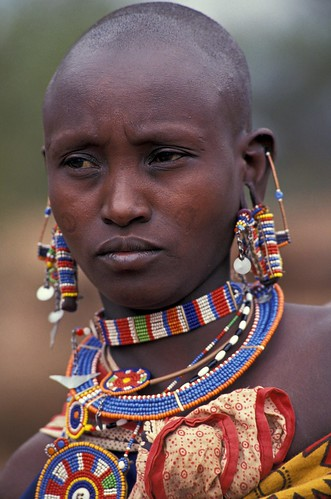 Portrait of Kenyan woman | by World Bank Photo Collection