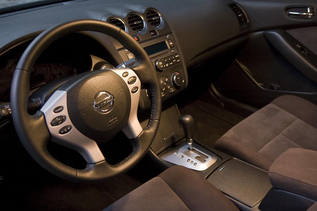 ... 2008 Nissan Altima 3.5 SE Interior | By Andrew.pierce