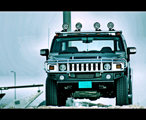 HUMMER- H2 | by Ebrahim Al-Emadi - UK