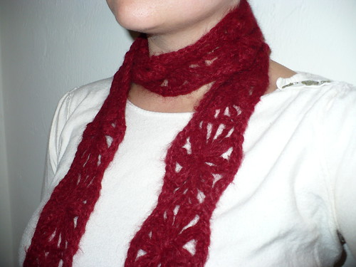 Sweet Simplicity Scarf 2 | by Chimegirl