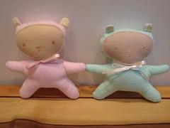 For Girl & For Boy Softies - by Made by Maisie | by WheresBeckybean