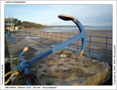 Anchor at Saundersfoot | by hillwalkinggirl