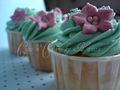 A gift for a Flickr friend. | by Cups 'n' Cakes by Hanita
