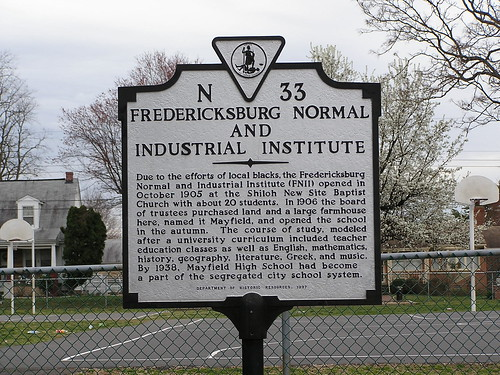 Fredericksburg Normal and Industrial Institute | by umwdtlt