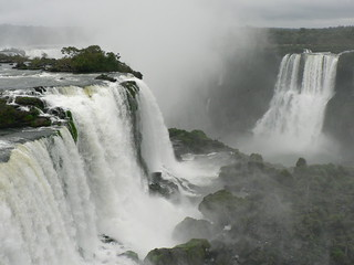 Waterfalls and mist | by World Resources