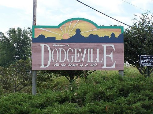Welcome To Dodgeville Wisconsin Dodgeville Is The
