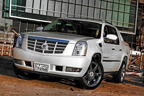 Escalade EXT | by Talal Al-Mtn