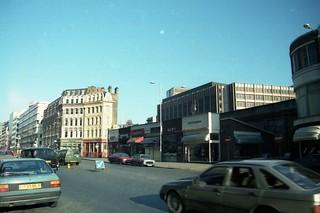 Farringdon St Ludgate Circus Buildings London Ecm Lh