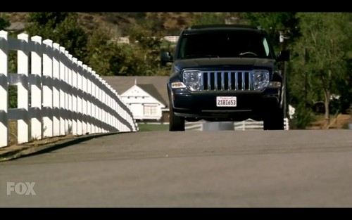 Unbranded Jeep - Sarah Connor Chronicles - Earthlings Welcome Here | by GladiolaBean