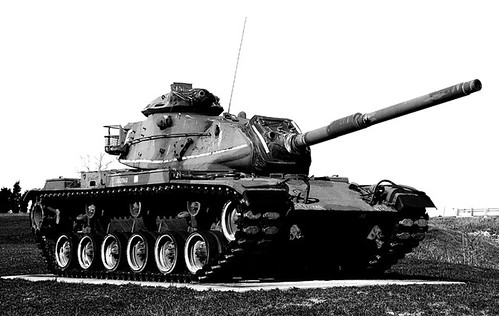 M60 Patton Main Battle Tank | by ElevenTwentySix