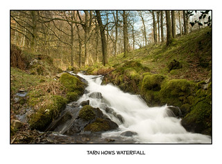 Tarn Hows Waterfall | by ICH-Photos