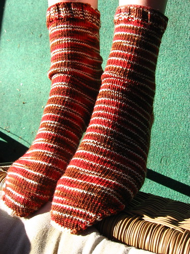 Pain d'épices socks | by add_knitter