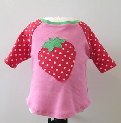 strawberry shirt | by colorkitten