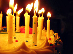 Birthday Cake - Candles | by jessica.diamond