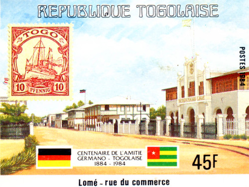 lome rue du commerce lome rue du commerce flickr