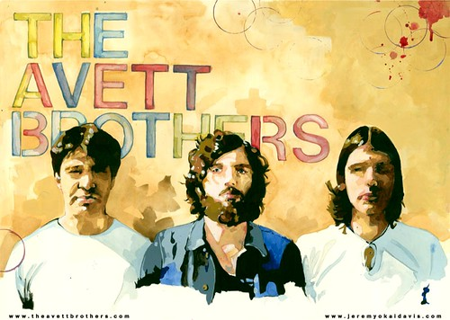 the avett brothers | by jeremyokai®
